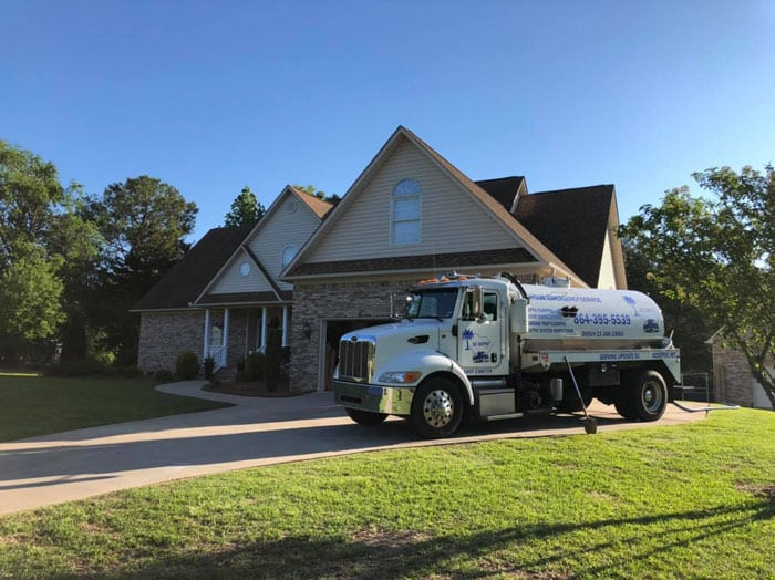 How much does septic pumping cost